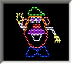 Light Brite - I think those little plugs hurt your feet more than  legos do.  Hardest part was keeping the pegs off the floor