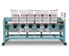 U nás nájdete kompletné zariadenie pre výrobu reklamného textilu. Okrem vyšívacích strojov pre veľkovýrobu, máme aj vyšívače a lisy pre menšie kusové výroby.