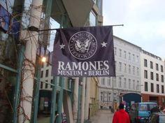 Ramones museum. Krausnickstrasse 23, 10115 Berlin