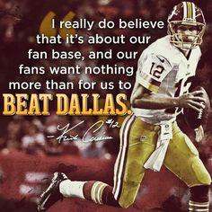 Beat Dallas!