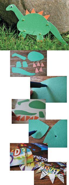 Dinosaur Day craft