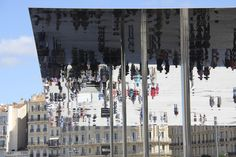 Mirrored Canopy - Fo