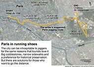 Running in Paris - Don't Trip Over the Cobblestones - NYTimes.com