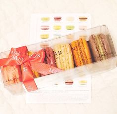 Morning Delight With Macarons