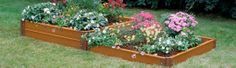How To Create a Raised Bed with Wooden Sides? at The Home Depot