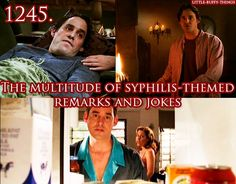 The funny syphilis