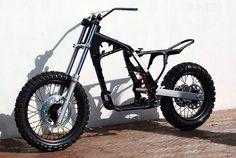 Honda NX650 Dominator custom
