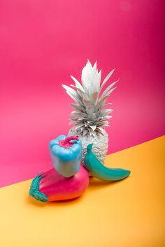 meyve on Behance - Grafik Design - Fruit Object Photography, Fruit Photography, Photography Projects, Still Life Photography, Color Photography, Creative Photography, Pop Art Food, Still Life Art, Fruit Art