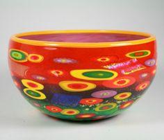 Citrus Bowl – Fusion Art Glass Online Store