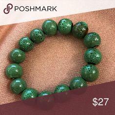 """Jade Handmade bracelet Jade handmade bracelet Standard women's size bracelet 7"""" Jewelry Bracelets"""