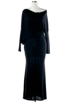 UrbanSew - Asymmetrical Maxi Dress , $37.00 (http://www.urbansew.com/asymmetrical-maxi-dress/)