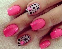 Cute Nail Art Designs for Summer