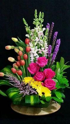 505 Best Amazing Flower Arrangements Images Flower Decorations