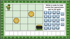 Seesaw Activity - Help Louie Get His Gold