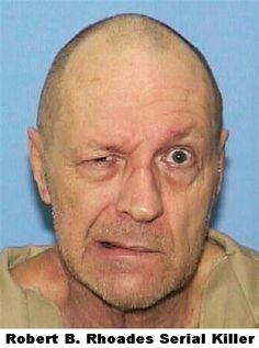 Long Haul Trucker and Serial Killer Robert Rhoades