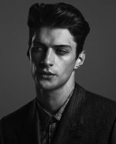 Matthew Bell by Van Mossevelde + N - ICON Magazine, September 2015