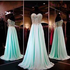 Charming Beading Prom Dress,Sexy Sweetheart Beading Evening Dress,Sexy…