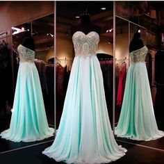 Charming Beading Prom Dress,Sexy Sweetheart Beading Evening Dress,Sexy…