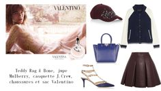 look, parfum, fragrance, Valentino, Valentina, Acqua Floreale, Mulberry, Rag & Bone, J.Crew