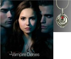 Elena's necklace by The Vampire Diaries