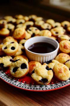 Pancake Mini-Muffins @Irina Avrutova Avrutova Avrutova Avrutova Dasani Drummond | The Pioneer Woman Para la Biteria