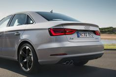 First official Australian images of the all new Audi A3 Sedan have been released. It launches here in late January.