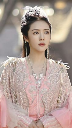 Scarlet Heart, Ancient Beauty, Chinese Culture, Hanfu, Lily, Cosplay, Costumes, Princess, Dramas