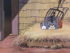 """""""Anna dai capelli rossi, 3° puntata"""" - Mamma gatto coi piccolini si svegliano come la protagonista"""