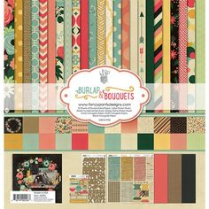 Fancy Pants Designs Burlap and Bouquets Collection Kit Fancy Pants Designs http://www.amazon.com/dp/B00K7HCGVW/ref=cm_sw_r_pi_dp_U4xJvb1XFWK22