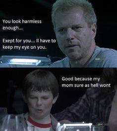 Oh Carl..