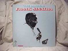 Frank Sinatra The Original Lucky Strike by TheVintageRecordStop