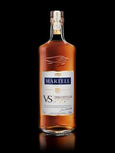 Martell VS Single Distillery on Packaging of the World - Creative Package Design Gallery