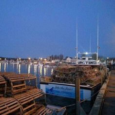 Lobster setting day in Rustico, Prince Edward Island. Photo by Doiron Fisheries LTD.