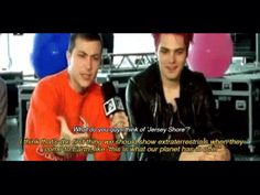 My Chemical Romance   funny moments