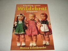 boek kleding voor wildebraspoppen