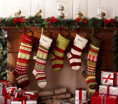 77 Best Christmas Stockings Images Christmas Stockings