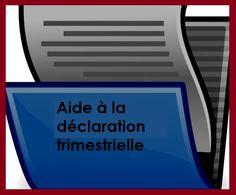 Déclaration Trimestrielle RSA 2014