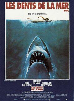 Les Dents de la Mer de Spielberg