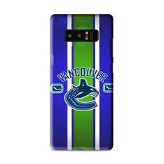 Vancouver Canucks Samsung Galaxy Note 8 3D Case Caseperson