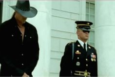 Trace Adkins Performs Special Song To Honor Nation's Troops