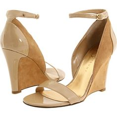 Ivanka Trump Bindy in Camelite color. $91.00 I love a good nude color shoe