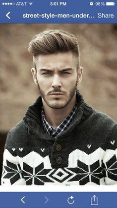 2014 mens haircut