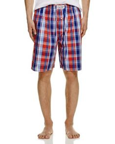 POLO RALPH LAUREN Plaid Pajama Shorts. #poloralphlauren #cloth #shorts