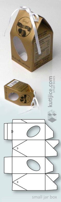 small jar box