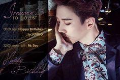 JYPが2PMジュノの誕生日祝いイメージを公開 - もっと! コリア (Motto! KOREA)