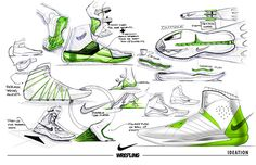 Nike Shootweep is the first wrestling shoe with Flywire support system…