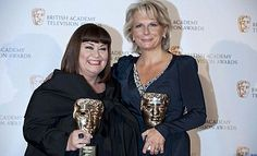 Dawn French has secretly tied the knot with her boyfriend Mark Bignell after a two-year romance. The Vicar of Dibley star is believed to have walked down the aisle again. Vicar Of Dibley, Jennifer Saunders, Dawn French, Queens Of Comedy, Comedy Duos, British Comedy, Boyfriend, Romance, Blessing