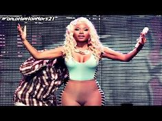 """Nicki Minaj Feat Young Thug - Danny Glover (Remix) *NEW 2014 - YouTube. """"Dripping down his d***, this p**** too viscous. Every time I f*** him I say who's is it..."""" #nickigoIN"""