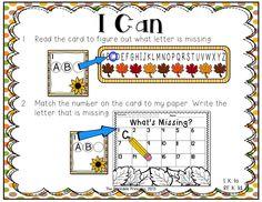 kindergarten fall activities, classroom, kindergarten fun, idea, literaci, math centers, homeschool, educ, posters