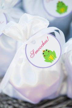 Princess and the frog party